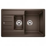 Врезная кухонная мойка Blanco Legra 6S compact кофе (521307)