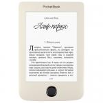 Электронная книга PocketBook PB615-2-F-CIS, бежевый