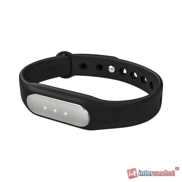 Фитнес браслет Mi Band Black Heart monitor edition