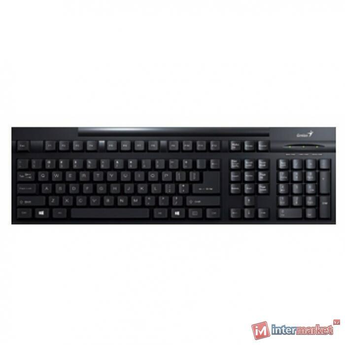 Клавиатура, Genius, KB-125, USB, Чёрный