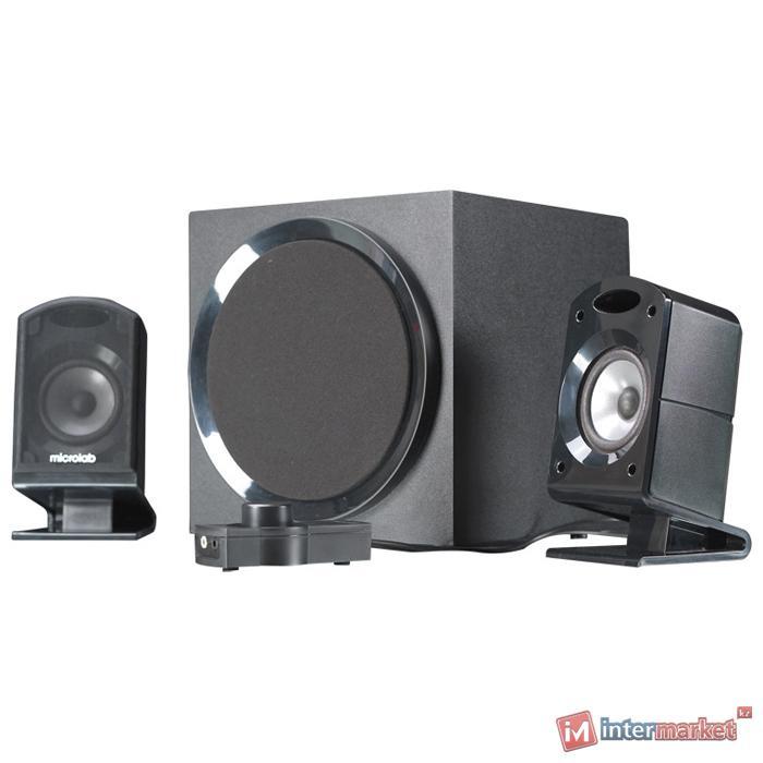 Акустическая система Microlab M-820 (2.1) - Black