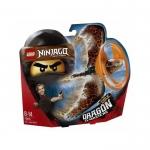 LEGO: Коул — Мастер дракона