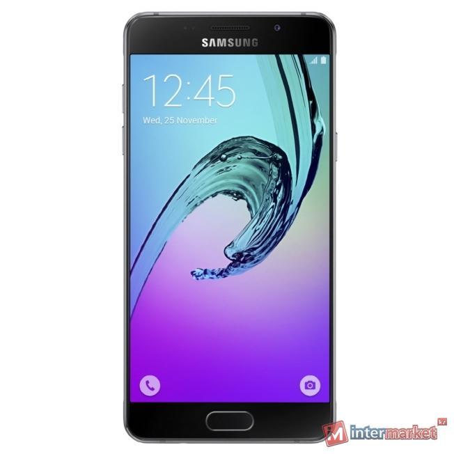 Смартфон Samsung Galaxy A5 (2016) SM-A510FZKDSKZ, Black