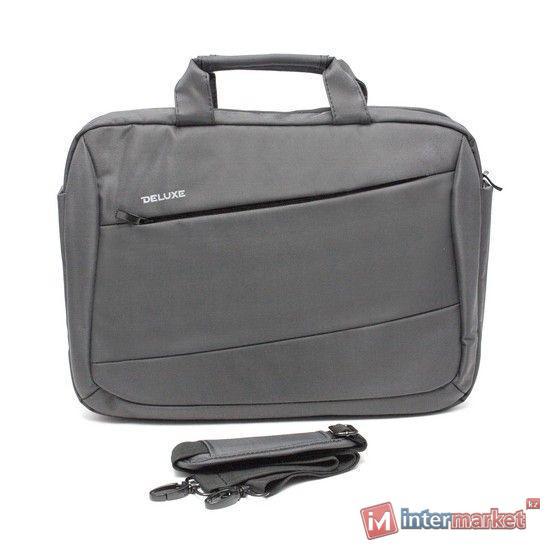Сумка для ноутбука Deluxe, DLNB-604B, Gray