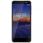 Телефон сотовый NOKIA 3.1 (Black)