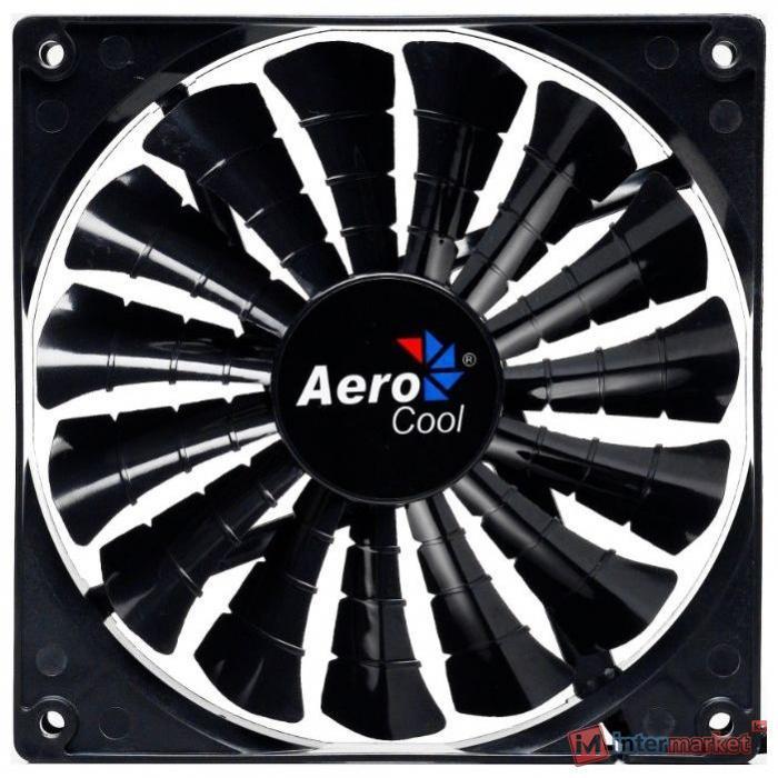 Кулер AeroCool Shark Fan, black