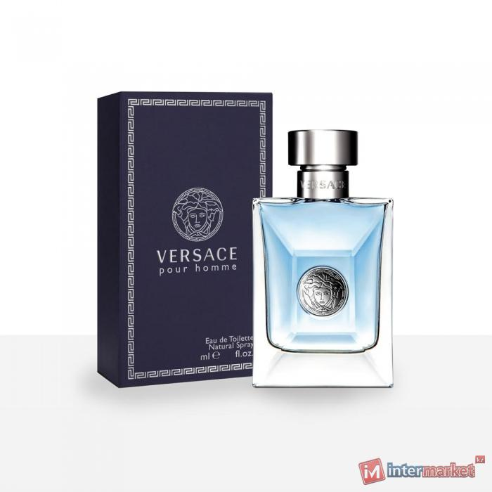 Туалетная вода Gianni Versace Versace pour Homme, 100 мл