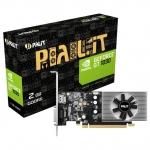 Видеокарта, PALIT, GT1030 2048M 4710636269639, NE5103000646-1080F, sDDR5, 64B, DVI, HDMI, Цветная коробка