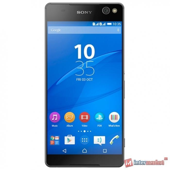 Смартфон Sony Xperia C5 Ultra Dual, Black